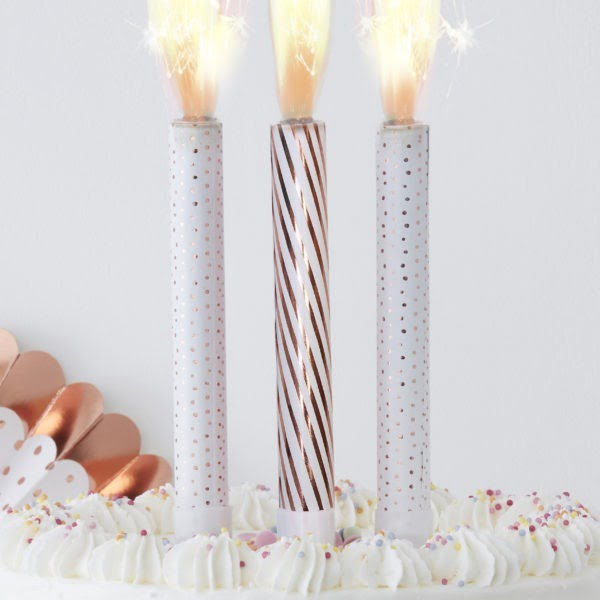 PM-364 Rose Gold Cake Fountains V2